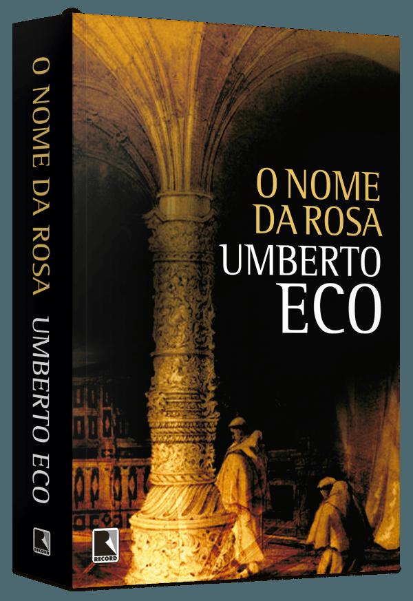 Resenha do livro O Nome da Rosa, de Umberto Eco - Conhece-te